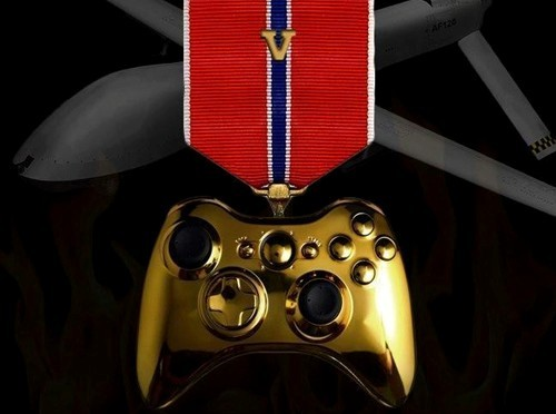 White House Petition:  Lower the Precedence of the new Distingusihed Warfare Medal
