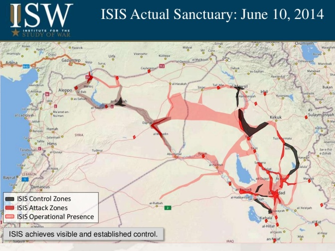 ISIS Vulnerable?